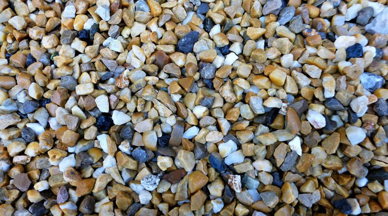 Riverstone pebbles